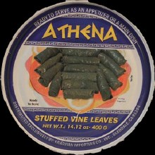 Athena Stuffed Vine Leaves