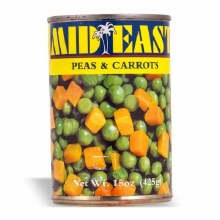M.E. Peas & Carrots