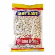 Mideast Lima Beans