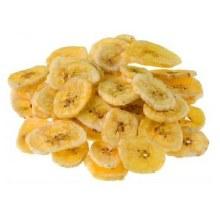 Dried Sliced Banana