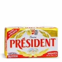 President Unsltd Butter