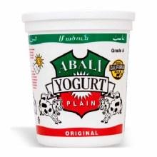 Abali Yogurt Full Fat