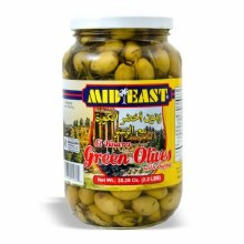 M.E. Green Olives W/ Thyme