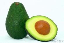 Avocados Hass Green
