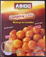 Abido Dumpling's Mix