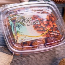 The Noble Tree Sugary Dates