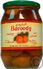 Baroody Apricot Jam