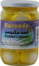 Baroody Pickled Labneh