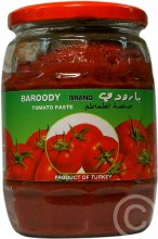 Baroody Tomato Paste
