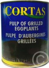 Cortas Grilled Eggplant