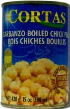 Cortas Boiled Chick Peas