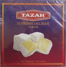 Tazah Turkish Delight