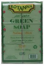 Rotana Green Soap