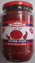 Tazah Hot Pepper Paste