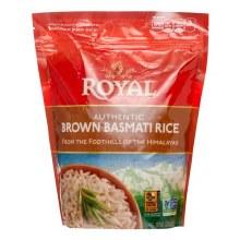 Royal Brown Basmati