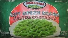 James Farm Cut Green Beans
