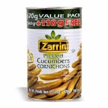 Zarrin Pickled Cucumbers