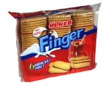 Ulker Finger Cookies
