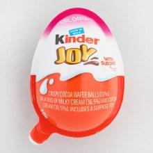 Kinder Eggs Joy
