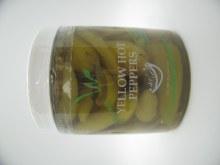 Green Land Yellow Hot Pepper