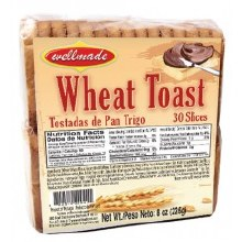 Wellmade Wheat Toast