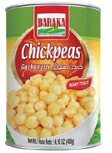 Baraka Chickpeas