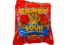 Sour Gummy Bear