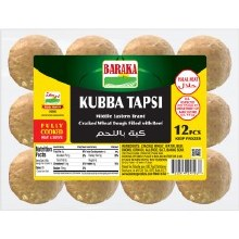 Baraka Kubba Tapsi