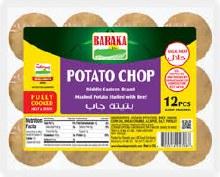 Baraka Potato Chop