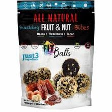 Fruit & Nut Bites
