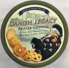Danish Legacy Butter Cookies