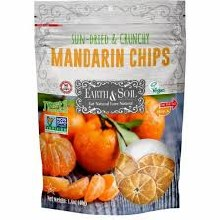 Earth & Soil Mandarin Slices