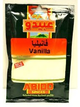 Abido Vanilla Powder