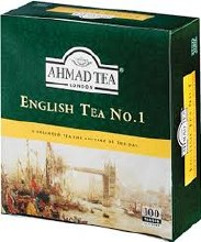 Ahmad Tea London Tea Bags