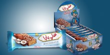 Ali Baba Choco+coconut Wafer