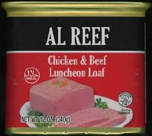 Alreef Ch. & Beef Lunch Loaf