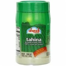 Alwadi Tahini Plastic