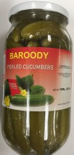 Baroody Pickled Cucumbers