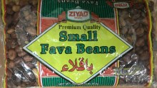 Ziyad Small Fava Beans