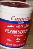 Caravan Yogurt