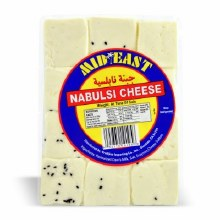 M.E. Nabulsi Cheese Semi Soft