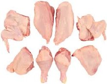 Chicken Cut 8-10 Pcs