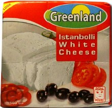 Greenland Chili Feta Cheese
