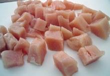 Halal Chicken Mini Cubes