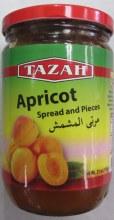 Tazah Apricot Jam Pieces
