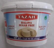 Tazah Halwa Plain