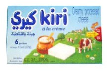 Kiri Cheese Wedges