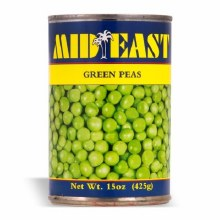 M.E. Green Peas