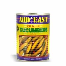 M.E. Pickled Cucumbers