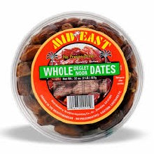 M.E. Whole Deglet Noor Dates